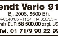 Fendt Vario 916