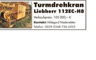 Turmdrehkran Liebherr 112EC-H8