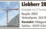 Liebherr 280 EC-H12