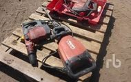 HILTI Quantity of 3 Breakers