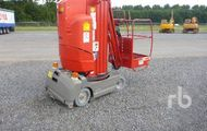 JLG TOUCAN 1100A Electric Vertical Manlift