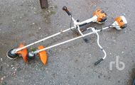 STIHL Quantity of 2 Brusch Cutters