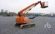 HITACHI HX 140-2 Tracked machine