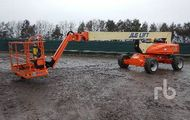 JLG M600JP Hybrid 4x4 Articulated