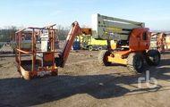 JLG 450AJ 4x4 Articulated