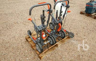 HUSQVARNA Qty Of Trolleys