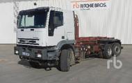 IVECO CURSOR 400 6x2
