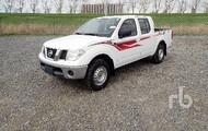 NISSAN NAVARA SE Crew Cab 4x4