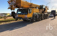 LIEBHERR LTM1100-5.2 100 Ton 10x8x10
