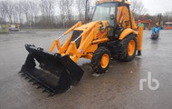 JCB 3CX Loader Backhoe