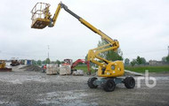 HAULOTTE HA16SPX Articulated Boomlift