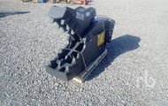MUSTANG RH16 Hydraulic Rotating