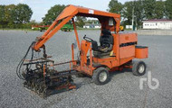 OPTIMAS H66 Ride On Paving Machine