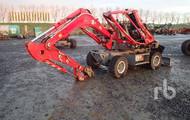 WACKER NEUSON EW65 4x4 Mobile Excavator