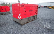 DOOSAN G100 102.6 KVA Generator Set