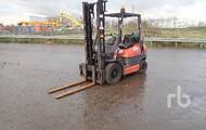 TOYOTA 42-6FGF25 Forklift