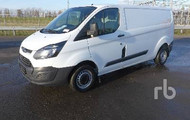 FORD TRANSIT CUSTOM 130T290
