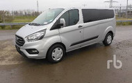 FORD TRANSIT CUSTOM 105T320 9 Passenger Mini