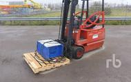 LINDE E18 Electric Forklift