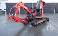 YANMAR VIO50-U Midi Excavator