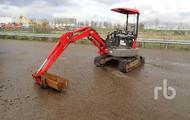 KOMATSU PC26MR-3 Mini Excavator