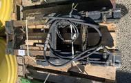 CASE Case Magnum hydraulic hitch (comple