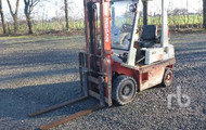 NISSAN NH01 Forklift (Parts Only)