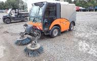 HAKO CITYMASTER 2000 Street sweeper (Inoperable)