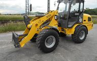 Unused Wacker Neuson WL54 Wheeled Loader c/w QH