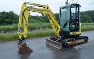 Unused Wacker Neuson TH522 Telehandler