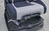 CATERPILLAR Sitz CAT Fahrersitz
