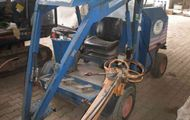 Pflasterverlegemaschine Hydromak