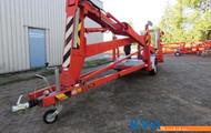 Skyhigh Anhänger-Arbeitsbühne WP-HD-25.