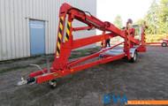Skyhigh Anhänger-Arbeitsbühne WP-HB-98.