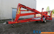 Skyhigh Anhänger-Arbeitsbühne WP-HD-82.
