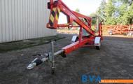 Skyhigh Anhänger-Arbeitsbühne WP-HB-43.