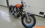 Harley Davidson Dyna.