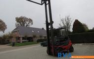 Linde Dieselstapler.