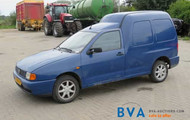 Volkswagen CADDY 1.9 SDI-Baseline.
