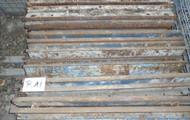 1 Partie Stahlwandriegel