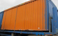 1 20'-Materialcontainer