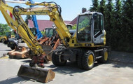 1 Mobilbagger New Holland MH2.6