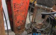 1 schwerer Hydraulik-Abbruchmeißel Rammer S25