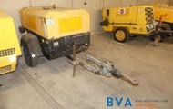 Pressluft-Kompressor Ingersoll P130 WD
