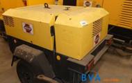Pressluft-Kompressor Ingersoll P101 WD