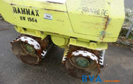 Grabenwalze Ammann-Rammax RW1504
