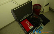 Pocket-Schweißgerät Helvi-Galileo 215 HF