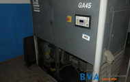 Pressluft-Schraubenspindel-Kompressor Atlas Copco GA45