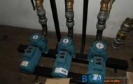 3 Stk. Kreisel-Pumpen Calpeda NM40/16 AC