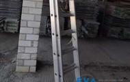 1 Anlegeleiter Zarges Z200